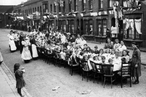East End Street Party 1919