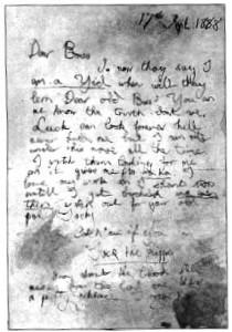 Dear Boss letter