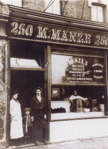 M Manze Pie and Mash Shop