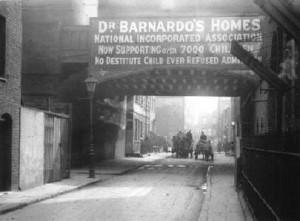 Barnardo's Sign