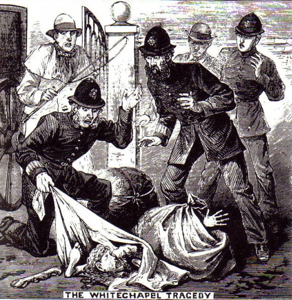 The discovery of Harriet Lane's Body