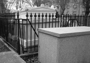Victor Rothschild's Tomb