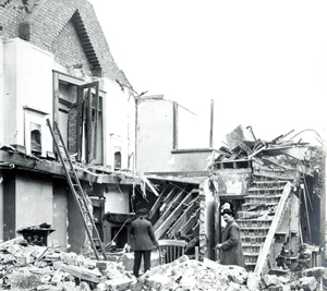 Silvertown-Explosion-House